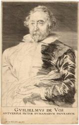 Anthony Van Dyck - Guillaume de Vos