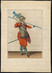De Gheyn - Excercise of Arms - Pike