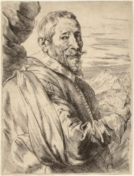 Anthony Van Dyck - Josse de Momper