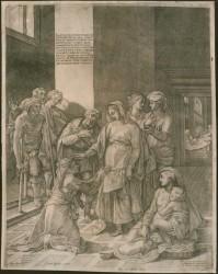 S. ELISABETH OF HUNGARY - Beatrizet