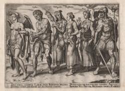 Heemskerck series - Wretchedness of Wealth