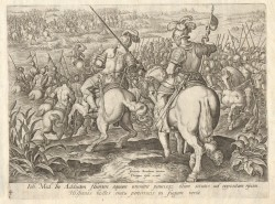 Giovanni de Medici - Adda Battle