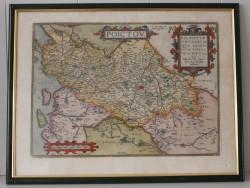 Ortelius - Map of Poictou