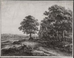 Waterloo - Linden Tree before an Inn