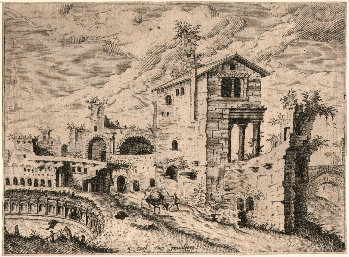 Trajan's Market -1562