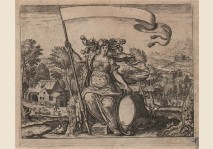 De Bry- Minerva