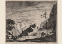 Roeland Roghman - Alpine Landscape