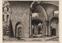 Baths of Diocletian  -1561