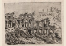 Palatine Ruins 1 - 1551