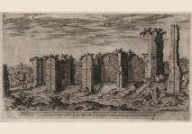 Du Perac - Terme di Caracalla 2