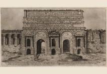 Du Perac - Porta Nervia