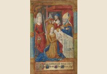 CIRCUMCISION OF CHRIST - Miniature 1495