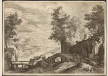Sadeler - Paulus Bril Landscape