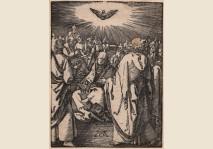 Albrecht Dürer - Pentecost