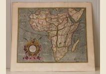 Mercator - Map of Africa