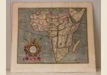 Mercator - Map of Africa