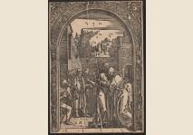 Albrecht Dürer - Joachim and Anna