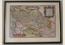 Ortelius - Map of Poictou