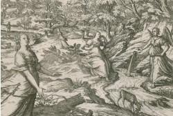 Hagar in the desert - NOVELANUS