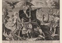 Adriaen Collaert (1560-1618) - Americae Retectio