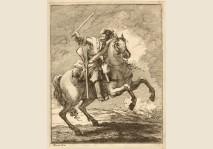 Charles Parrosel - Set of Cavalryman