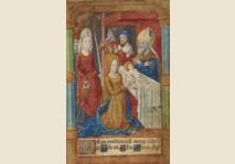 CIRCUMCISION OF CHRIST - Miniature 1495
