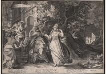THE FOOLISH VIRGINS - SAENREDAM