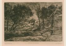 Corot - Souvenir de Toscane