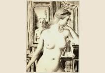 Delvaux - Reflection- 1975