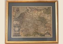 Ortelius - Map of Germany