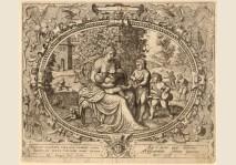 Philips Galle - The Ages ( X ) - Van Groeningen