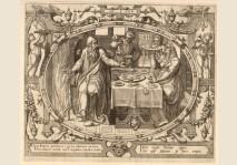 Philips Galle - The Ages ( LXX ) - Van Groeningen