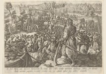 Death of Giovanni de Medici
