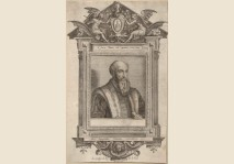 Hieronymus Wierix - Michel de L'Hopital